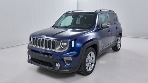 Jeep Renegade Limited 1,0 MultiAir T3 6MT FWD 4x2