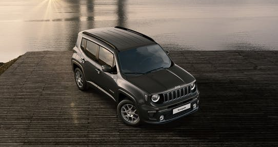 Jeep Renegade Longitude FWD