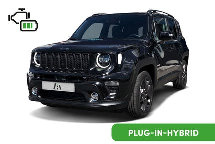 Jeep Renegade Limited 4Xe