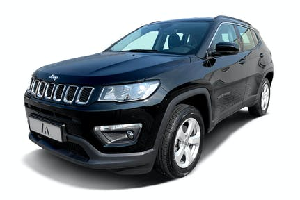 Jeep Compass Longitude 2,0 MultiJet AWD