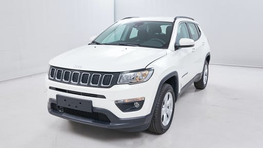 Jeep Compass Longitude 2,0 MultiJet 140PS AWD 6MT