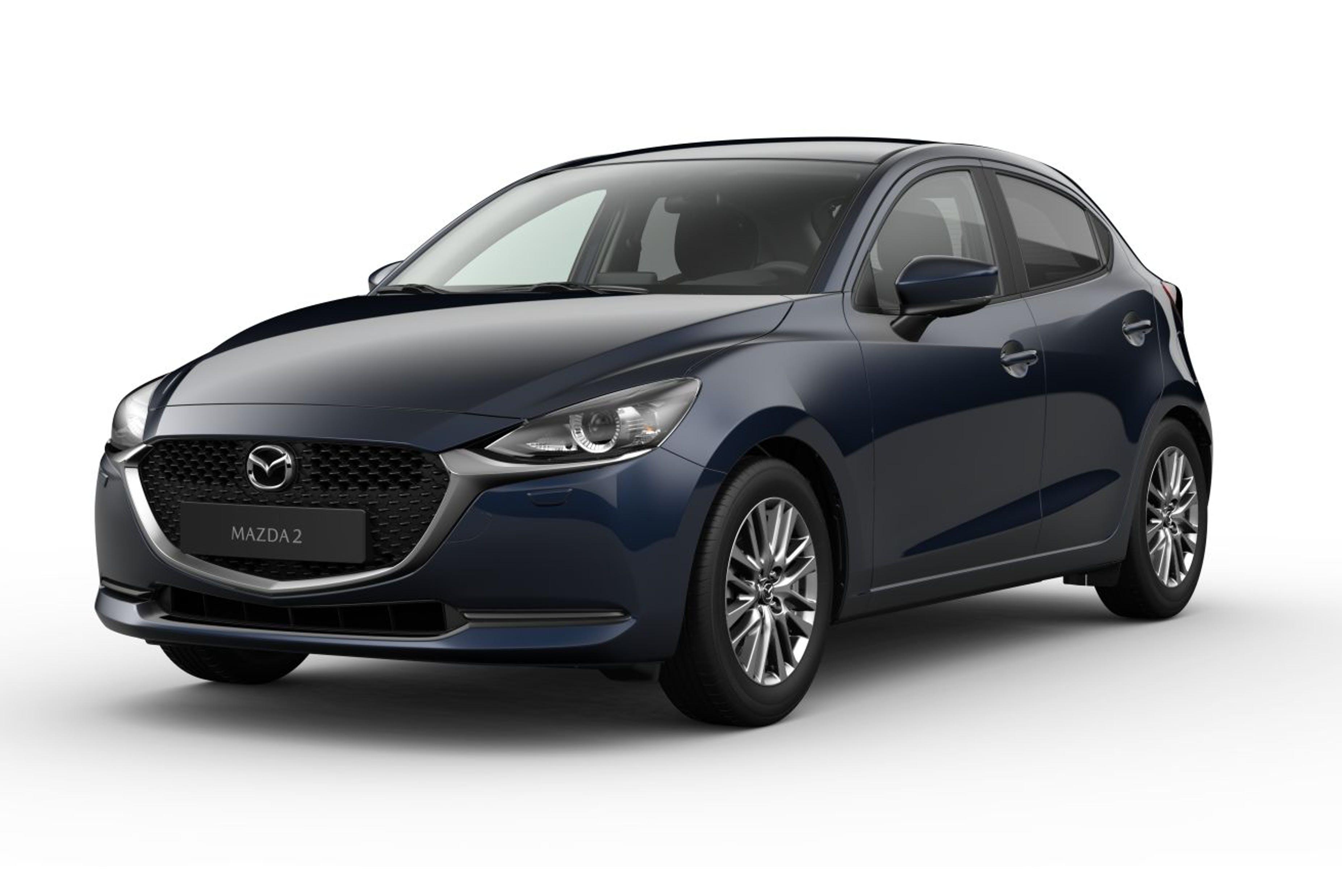 Mazda 2 SKYACTIV-G Kizoku