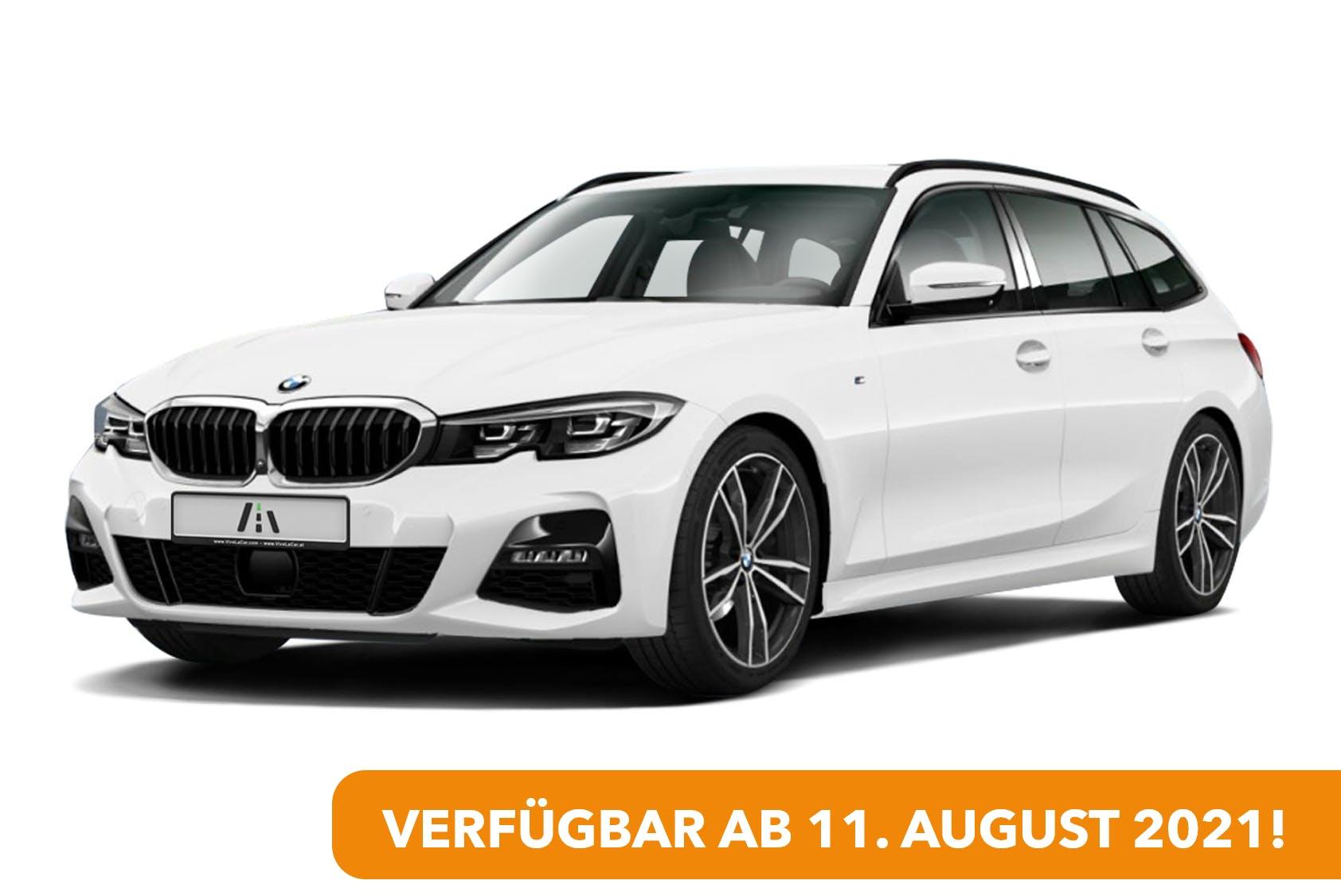 BMW 318d Touring M Sport