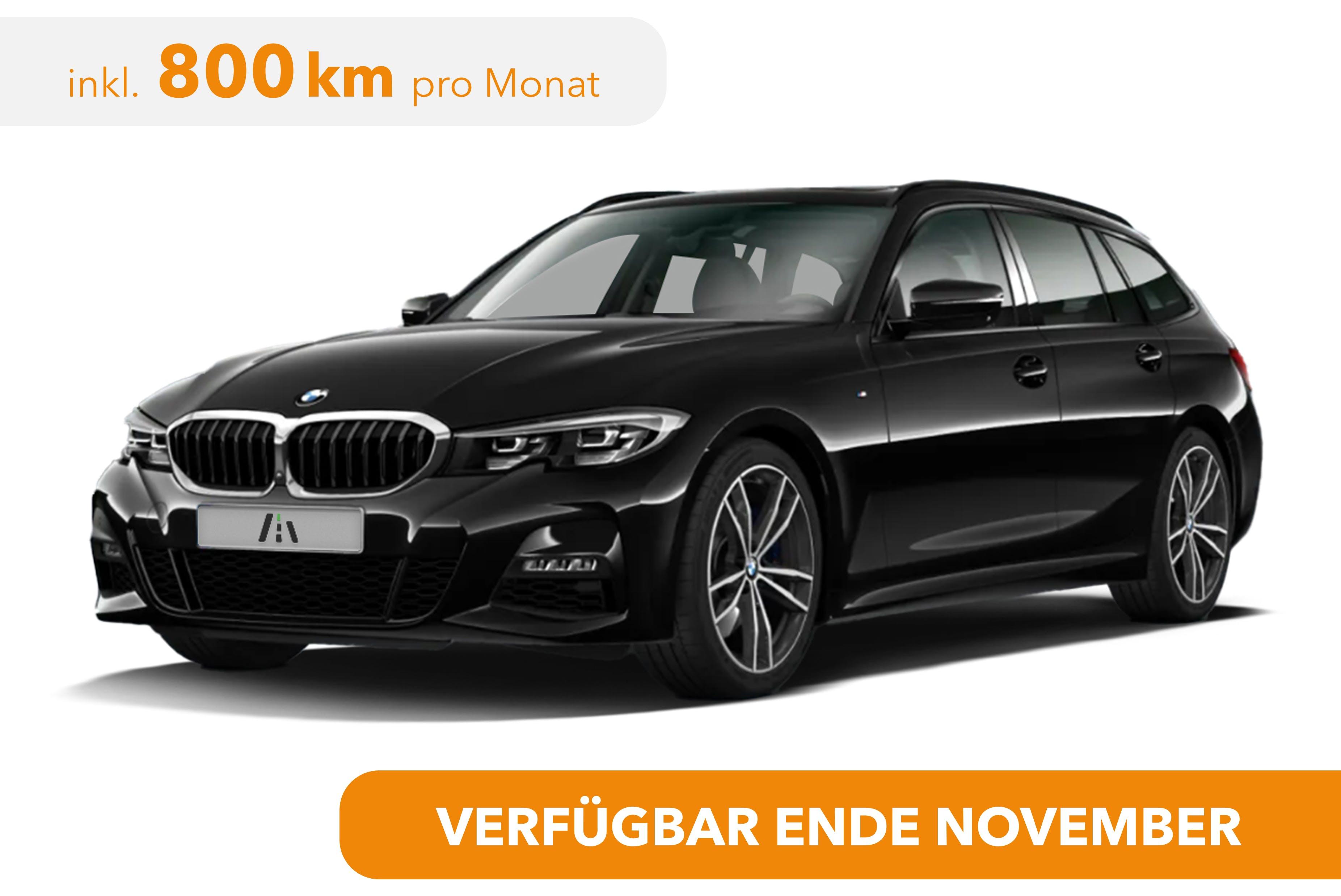 BMW 320d Touring M Sport
