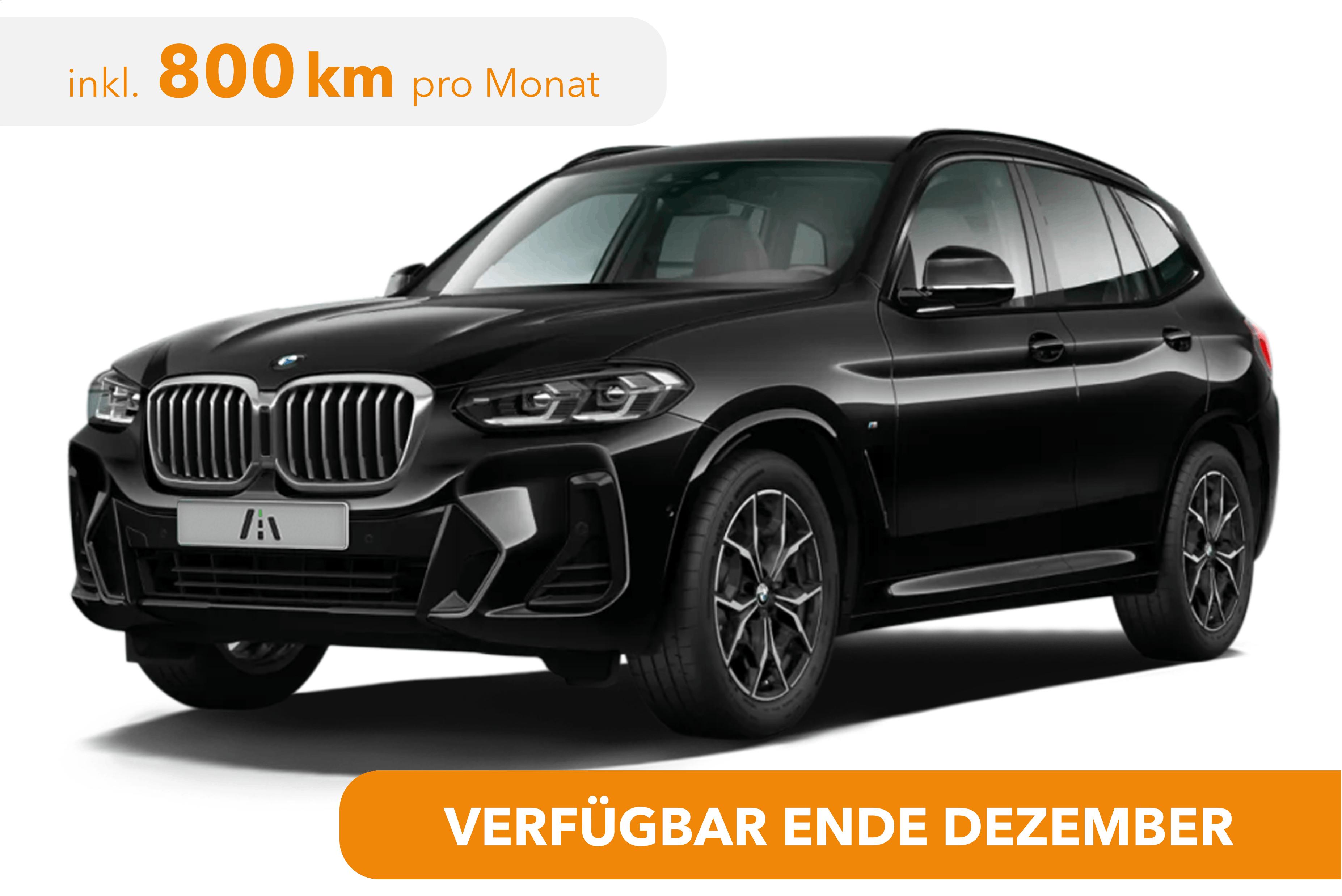 BMW X3 xDrive20d M Sport 4x4