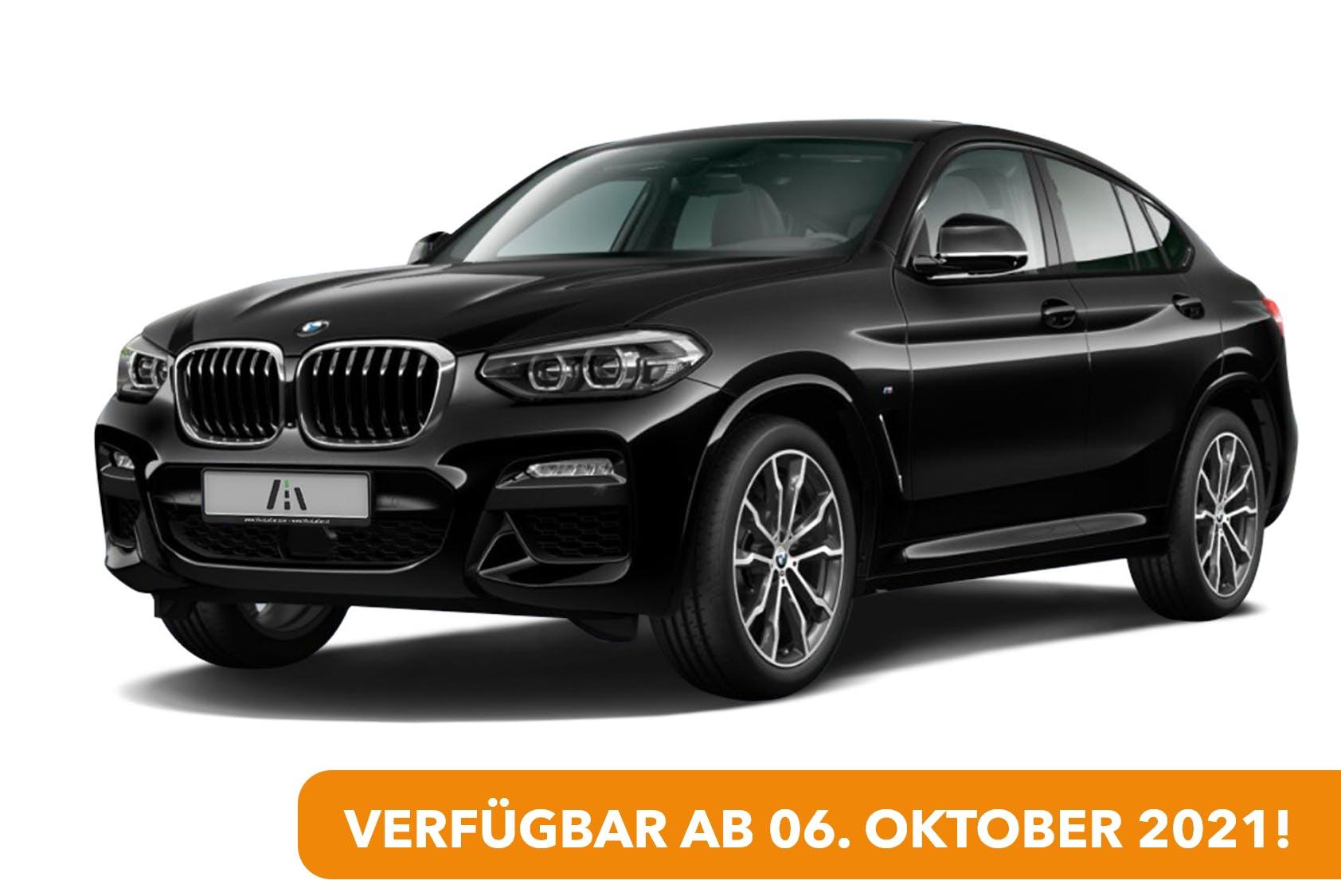 BMW X4 xDrive20d M Sport 4x4