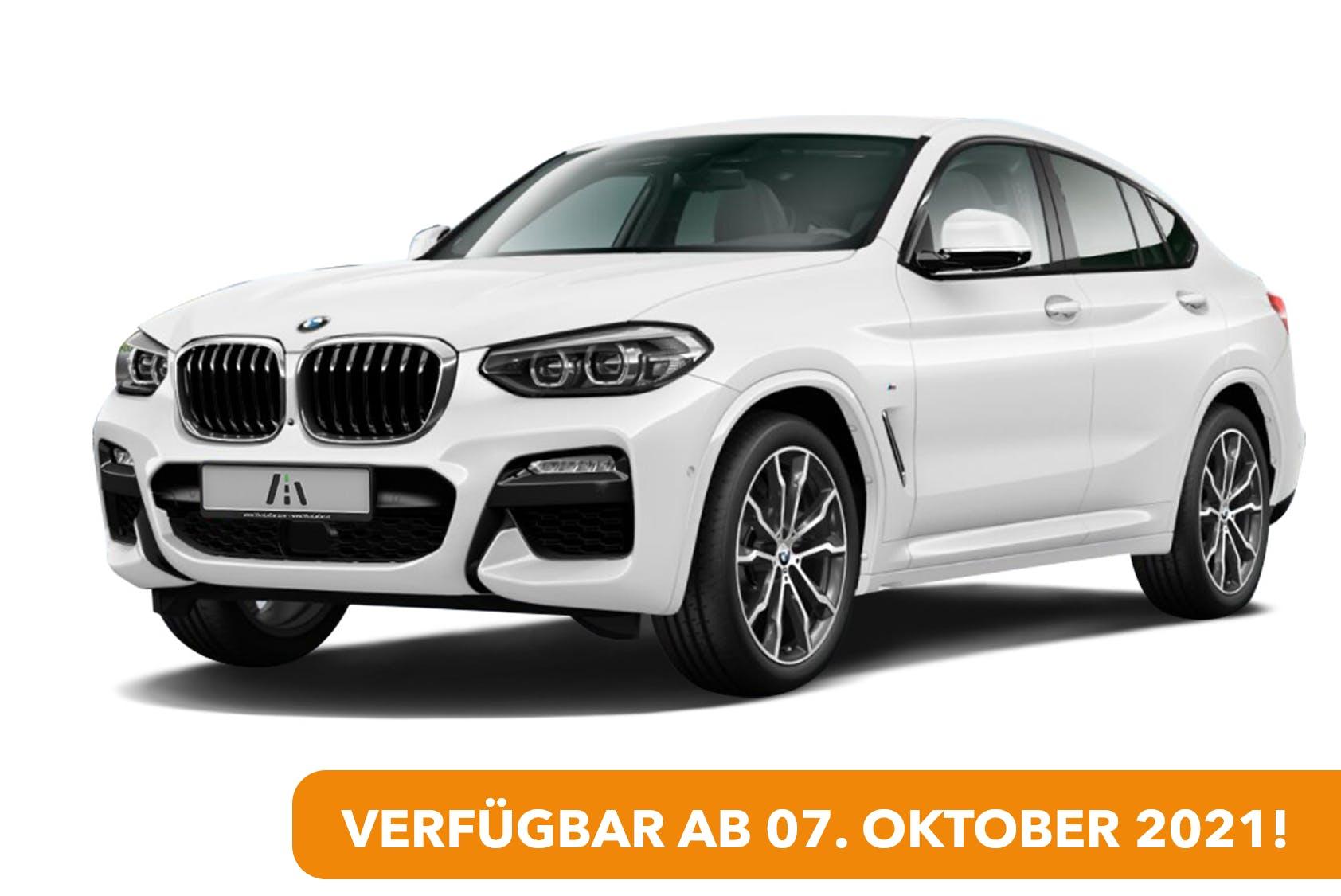 BMW X4 xDrive20i M Sport 4x4