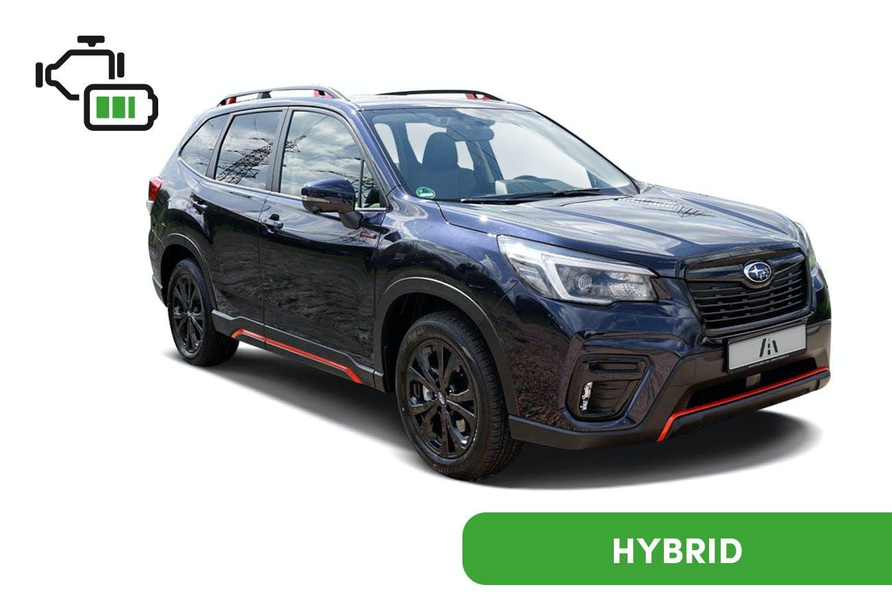 Subaru Forester e-Boxer Edition Sport