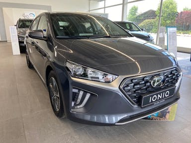 Hyundai Ioniq Level 4 Hybrid