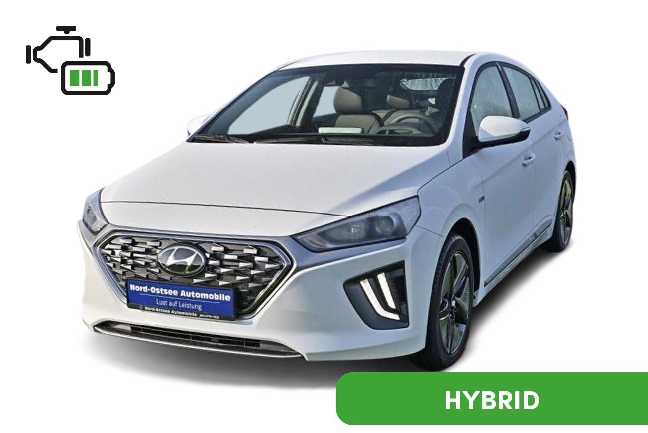 Hyundai IONIQ Facelift Trend