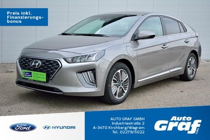 Hyundai Ioniq 1,6 GDI LEVEL 4 Hybrid