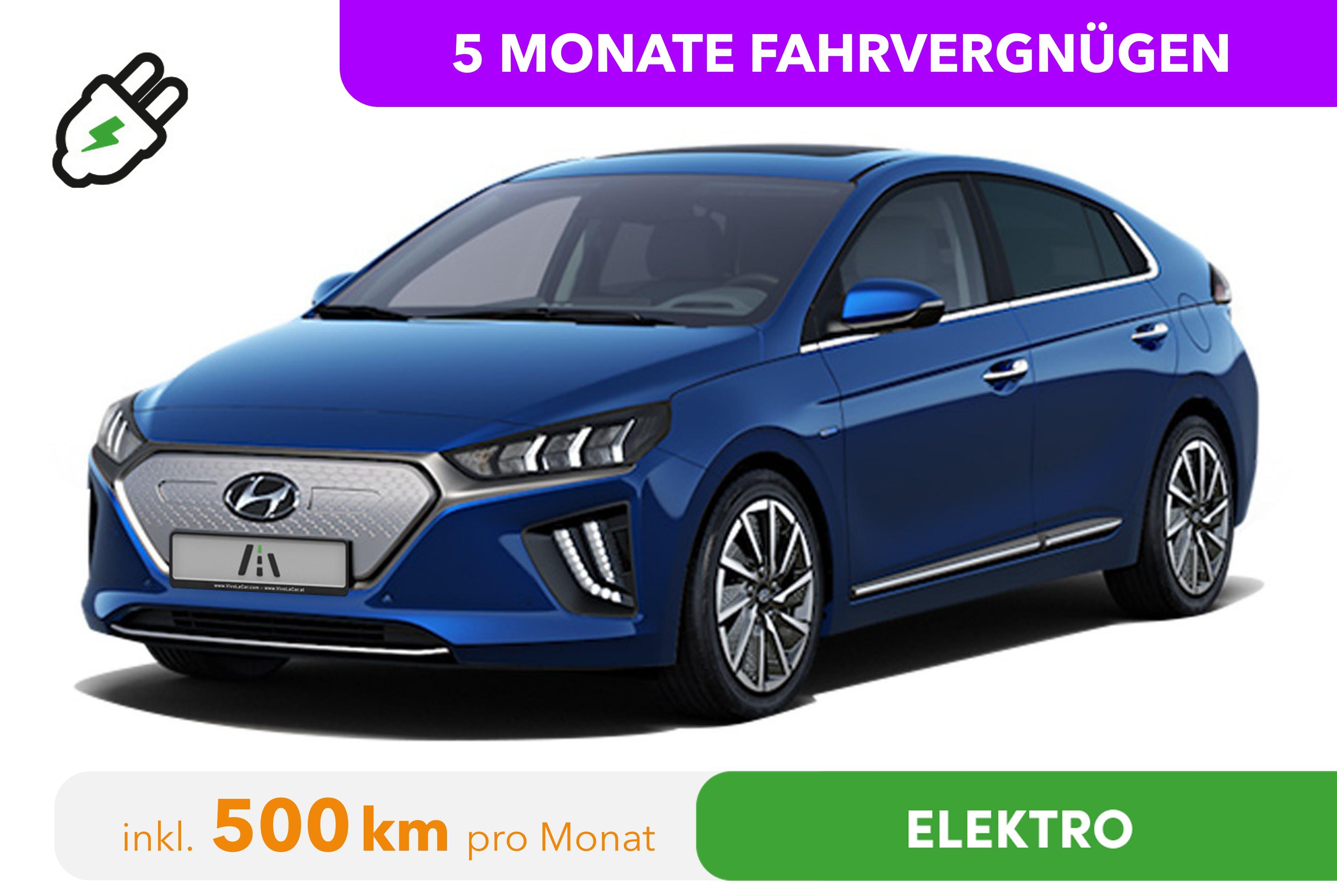 Hyundai IONIQ Facelift Prime