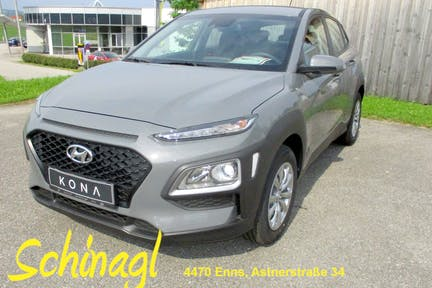 Hyundai Kona Level 2 1,0 T-GDi