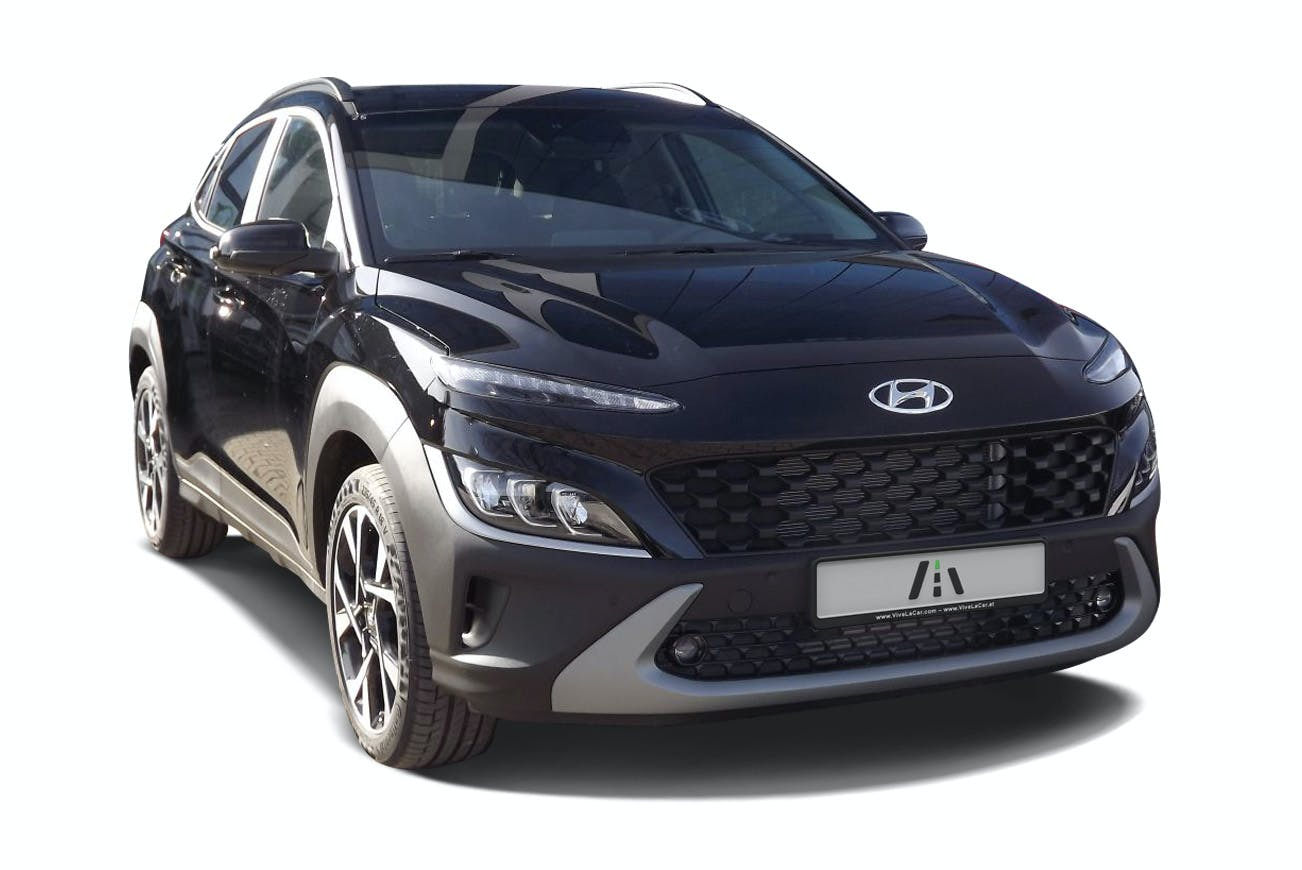 Hyundai KONA Facelift Intro