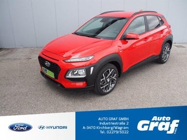 Hyundai Kona Hybrid 1,6 DCT Level 3 PLUS
