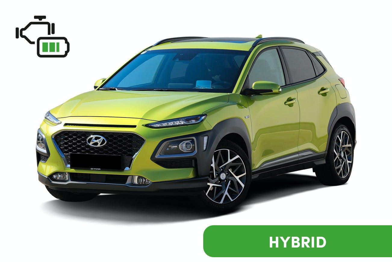Hyundai Kona Level 4