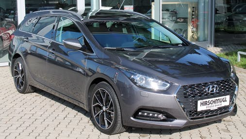 Hyundai i40 CW Level 6 1,6 CRDi DCT