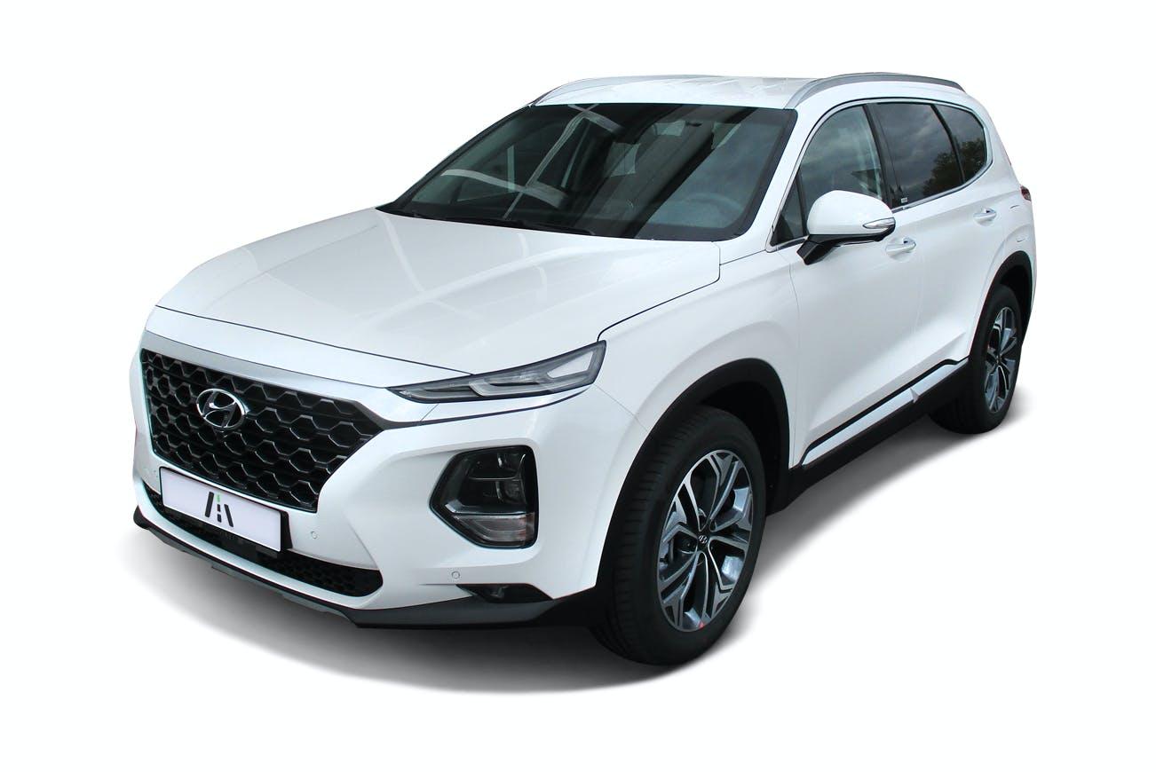 Hyundai New Santa Fe Premium