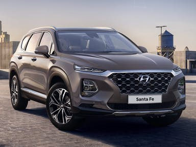 Hyundai Santa Fe 5 Level 6 2,2 CRDI