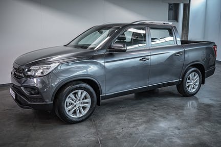 SsangYong Rexton Sports Icon 4WD