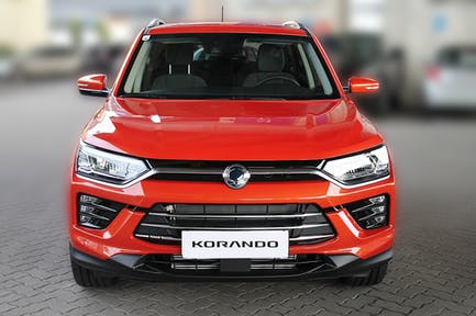 SsangYong Korando Dream