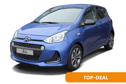 Hyundai i10 Sonderedition YES!Plus
