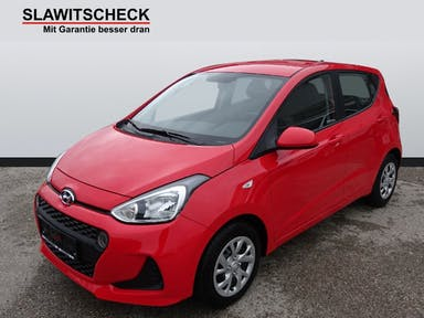 Hyundai i10 Level 2 RUN 1,0 MT
