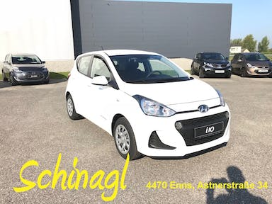 Hyundai i10 1,0 MT Level 2 RUN