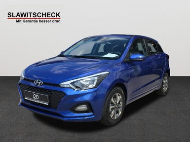 Hyundai i20 (GB) Run 1,25