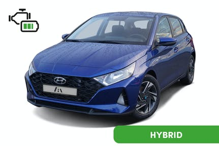Hyundai New i20 Intro-Edition