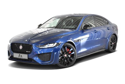 Jaguar XE D200 R-Dynamic Black
