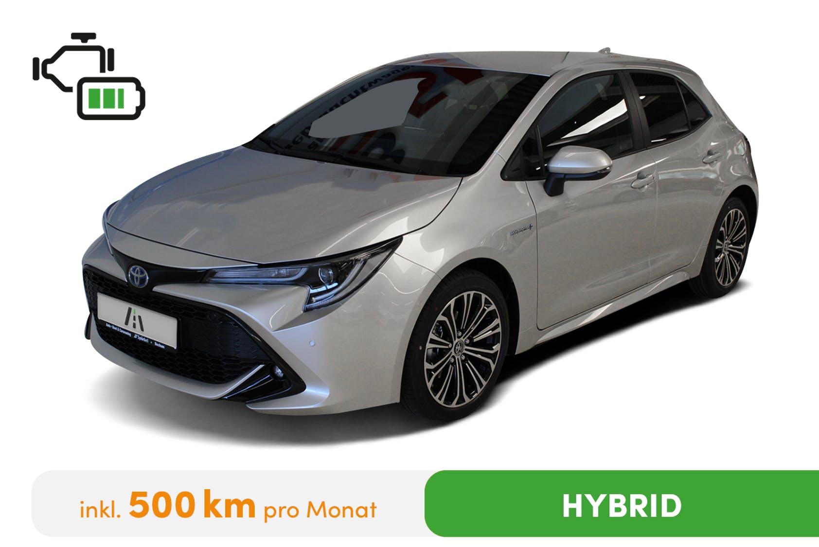 Toyota Corolla Hybrid Club