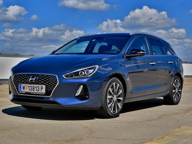 Hyundai i30 Kombi Level 3 1,6 CRDi
