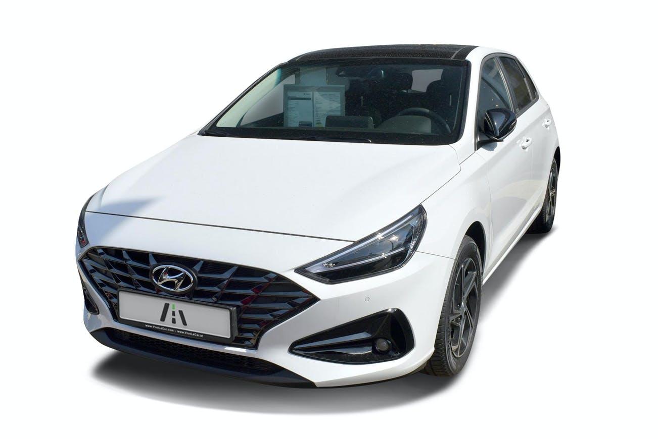 Hyundai i30 Intro