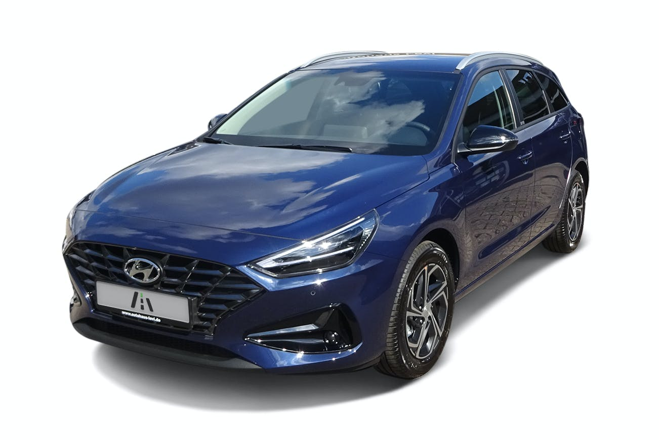 Hyundai i30 Kombi Intro