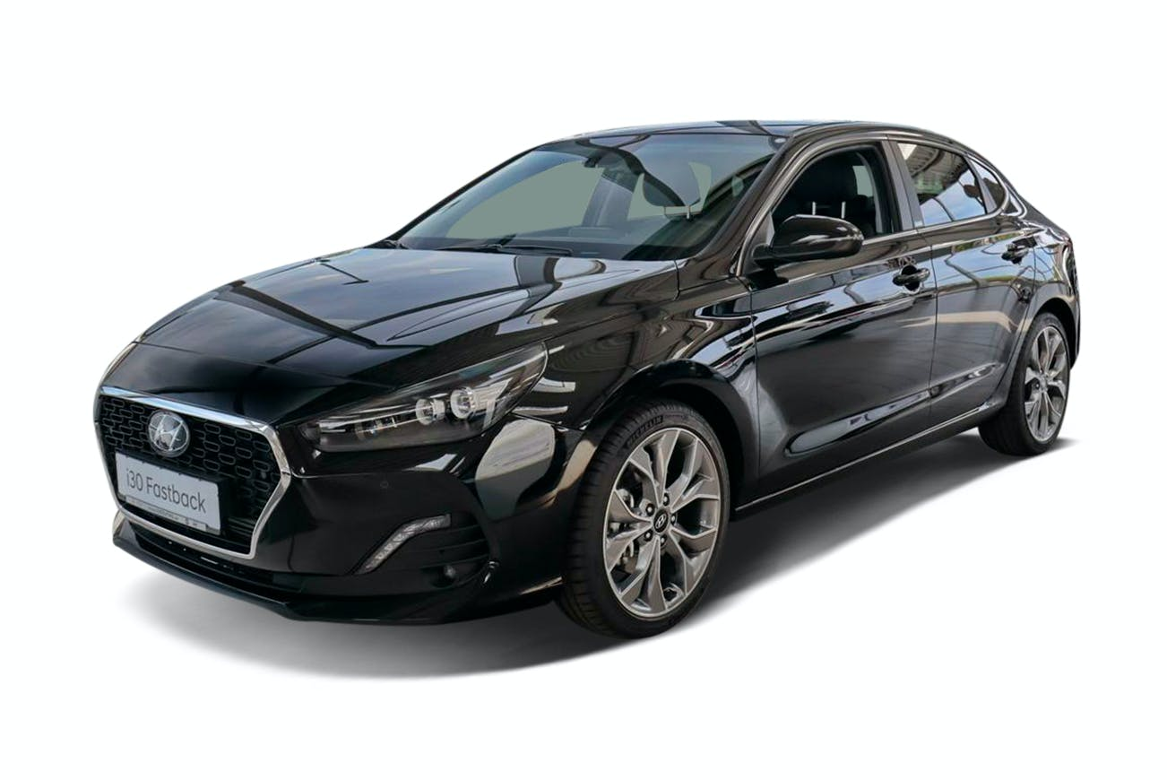 Hyundai New i30 Fastback
