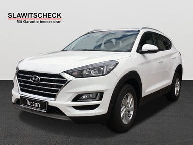 Hyundai Tucson Level 3 RUN 1.6 CRDi 4WD MT