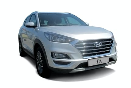 Hyundai Tucson Level 3 Plus 1,6 CRDi 4WD DCT