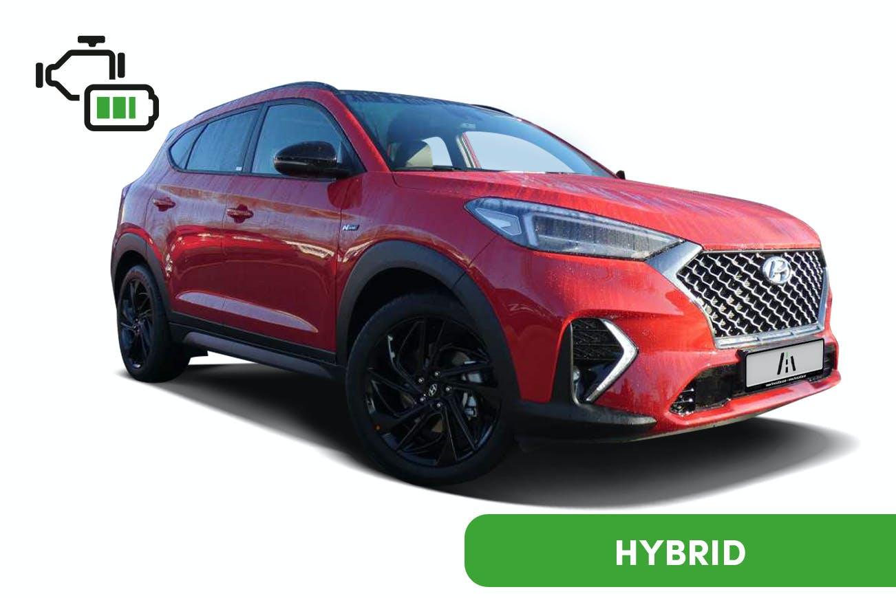 Hyundai Tucson N-Line Mild-Hybrid