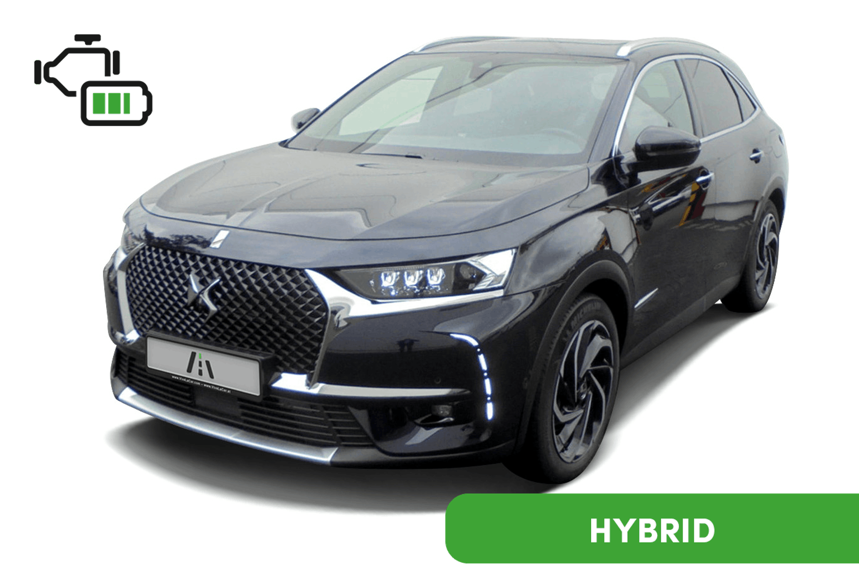 DS 7 Crossback E-Tense 4x4 Be Chic