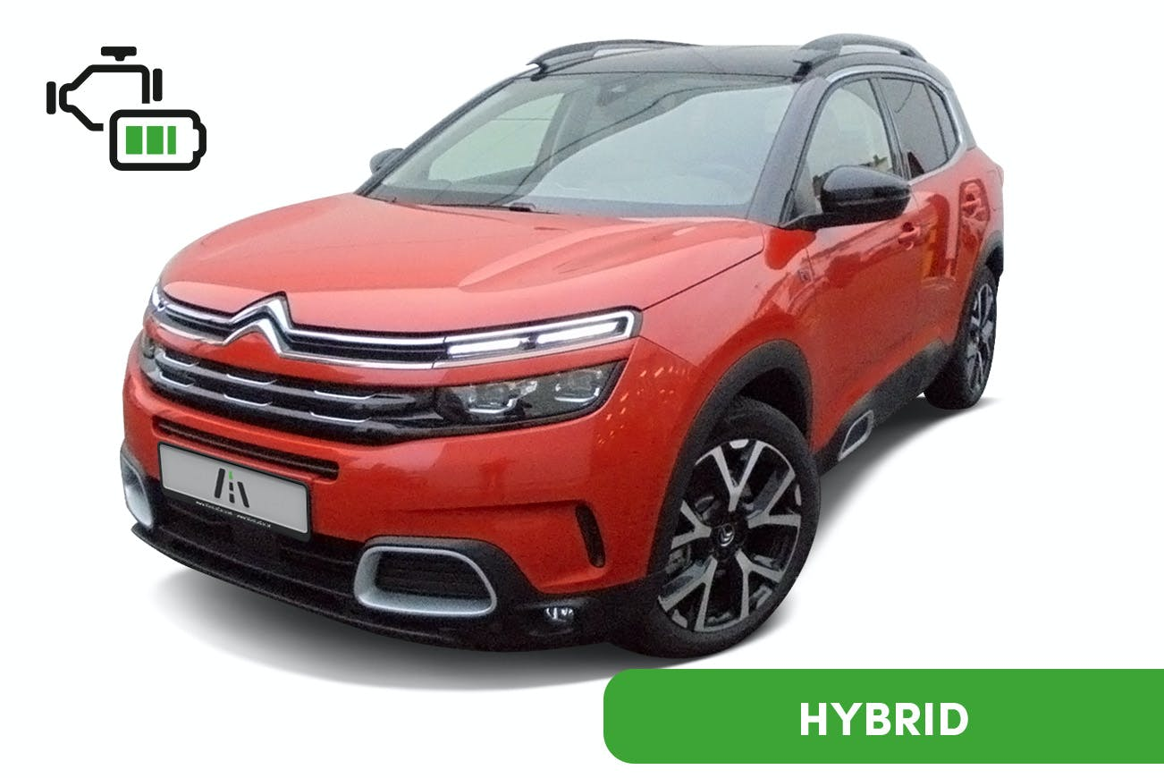 Citroën C5 Aircross Shine Pack