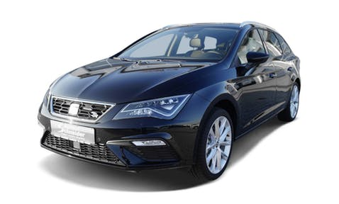 Seat Leon ST Black Matt Edition