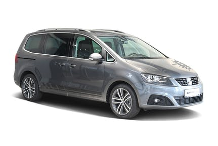 Seat Alhambra Xcellence 4x4