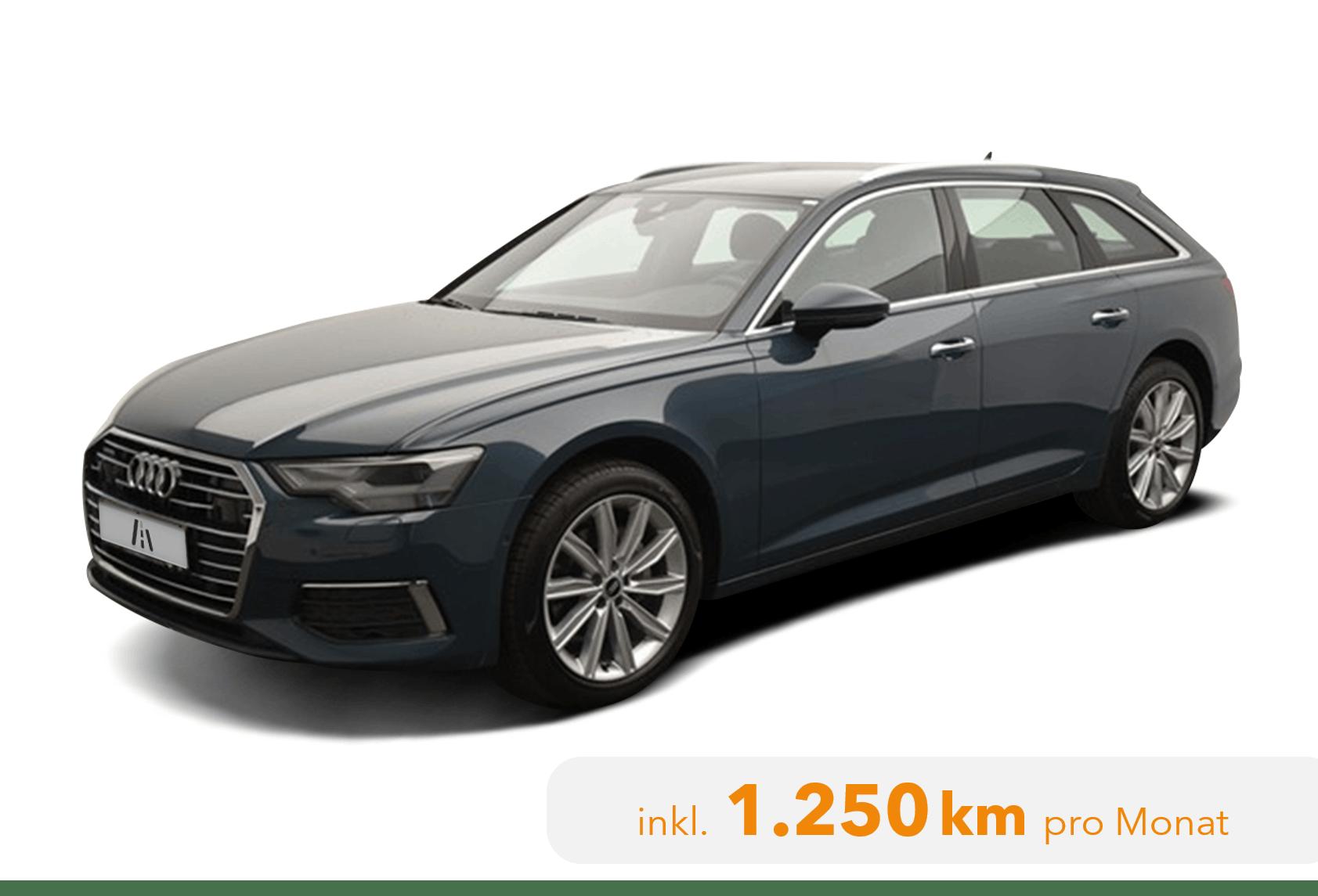Audi A6 Avant quattro 4x4