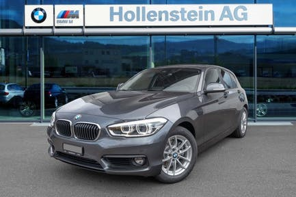 BMW 118d xDrive Advantage