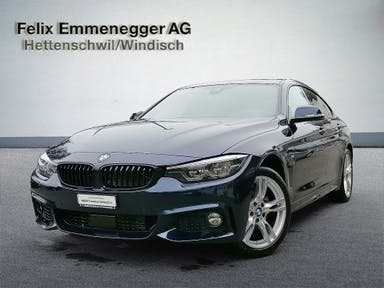 BMW 430d Gran Coupe xDrive MSport