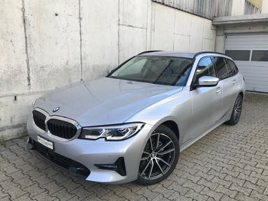 BMW 320d xDrive Touring Sport