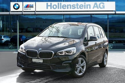 BMW 218d xDrive Gran Tourer F46