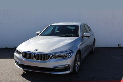 BMW 520d xDrive paddles G30