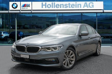 BMW 530d xDrive paddles G30